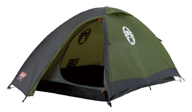 Coleman Darwin 2 Camping Tent, 2 Person Camping Hiking Backpacking Tent- Grasshopper Leisure